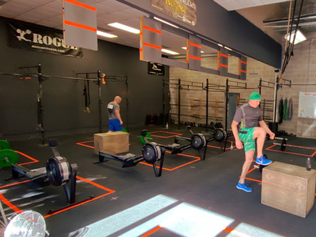 Saturday WOD, 11/28/2020
