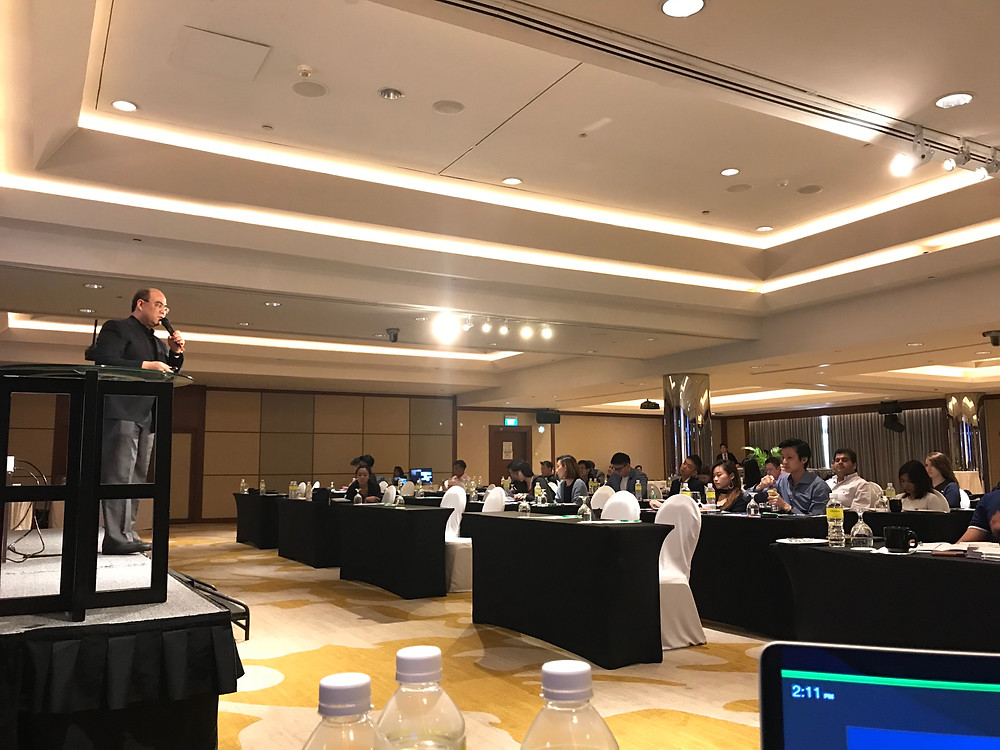 Emcee Singapore - Ainsley Chong, Elevate Your Sales Conference
