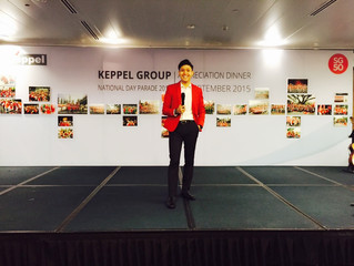 Keppel Group National Day Parade 2015 Appreciation Dinner