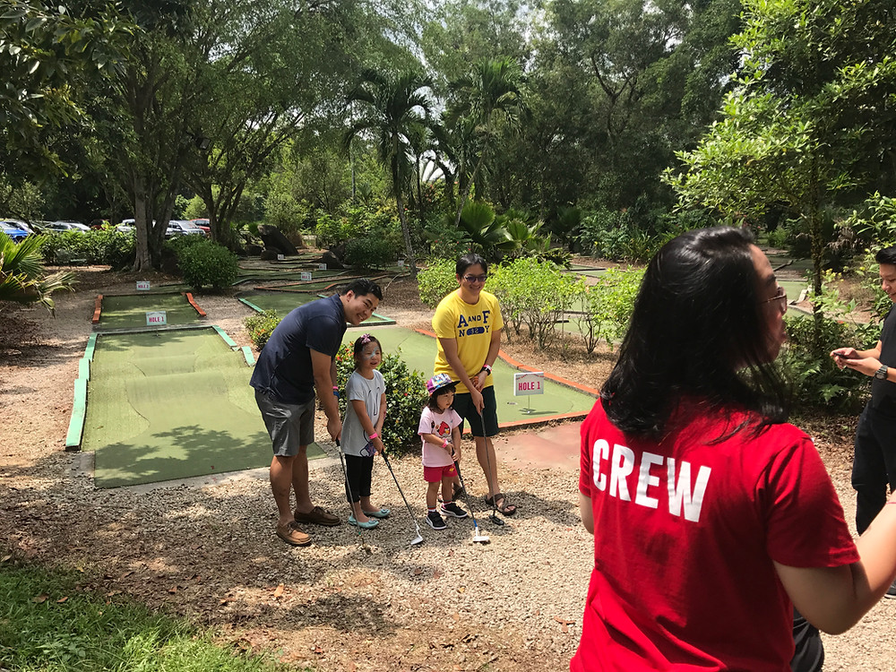 Emcee Singapore - Ainsley Chong, Citroen Family Fun Day 2017