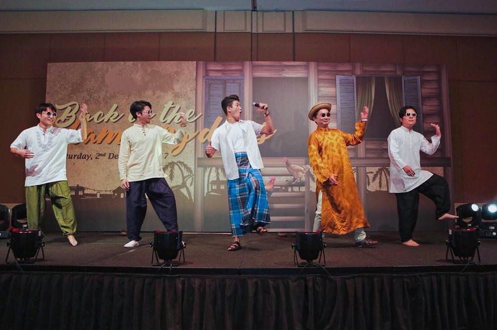Emcee Singapore - Ainsley Chong, ITOCHU Singapore Dinner & Dance 2017