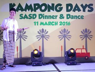Nanyang Technological University (NTU) SASD Dinner & Dance