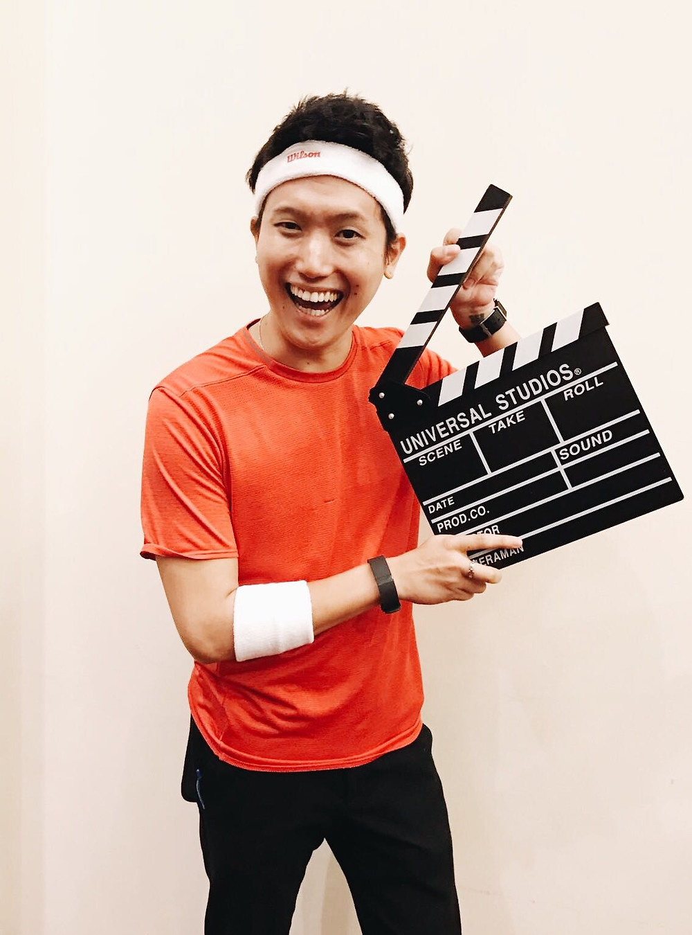 Emcee Singapore - Ainsley Chong, Sopra Steria Asia Dinner & Dance 2016