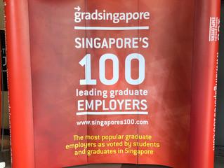 Singapore's 100 Leading Employer Awards 2018