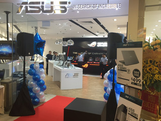 ASUS Store Launch