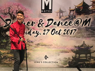 M Hotel Singapore Dinner & Dance 2017
