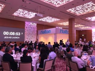 Launch of Halton JES HD