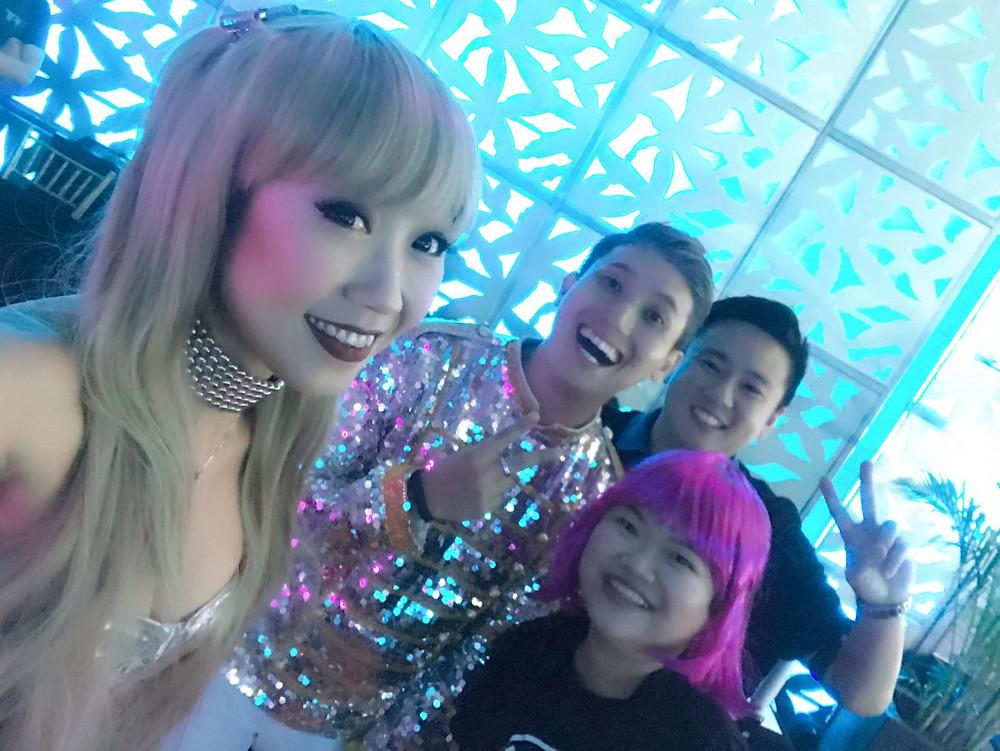 Emcee Singapore - Ainsley Chong, IMDA Dinner & Dance 2018