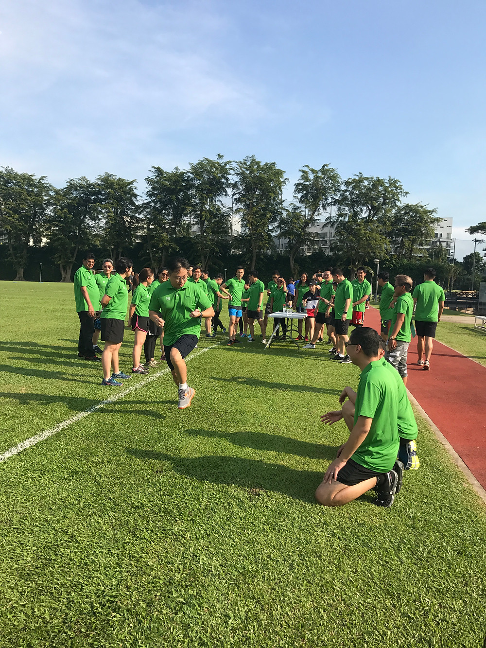 Emcee Singapore - Ainsley Chong, PSA Singapore Terminals (ST) Staff Games 2017 Finale Event