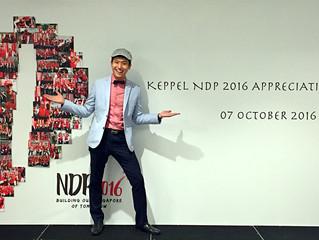 Keppel Group National Day Parade 2016 Appreciation Dinner