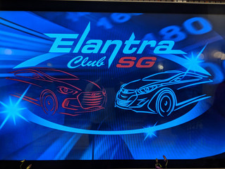 Elantra Club Singapore 7th Anniversary Dinner 2018