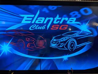 Elantra Club Singapore 7th Anniversary Dinner 2018