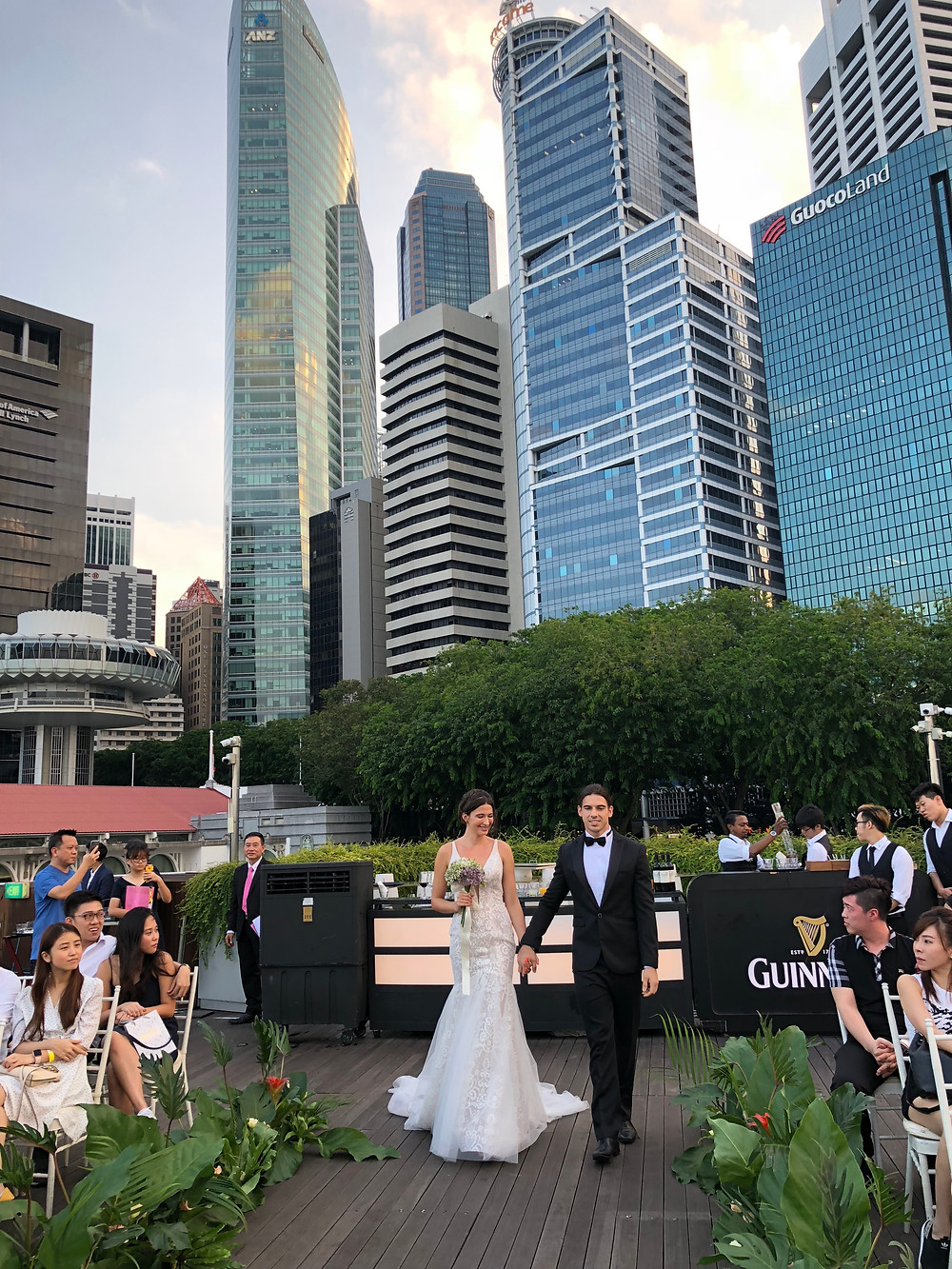 Monti At 1- Pavilion Wedding Fair 2018, Emcee Singapore - Ainsley Chong