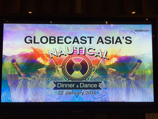Globecast Dinner & Dance 2016