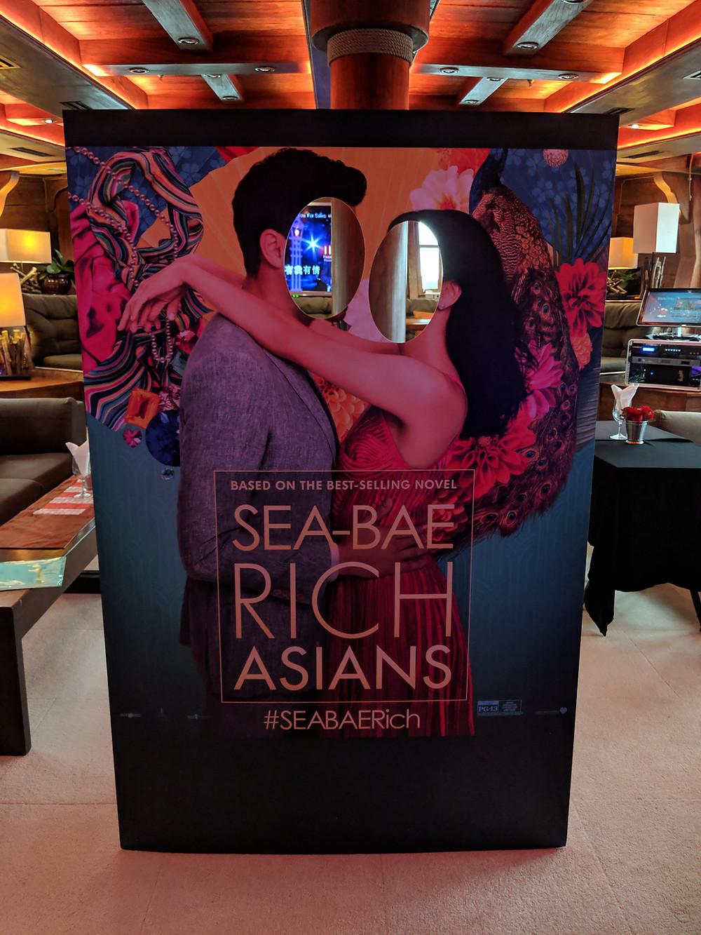 Emcee Singapore - Ainsley Chong, Innisfree Sea-Bae Rich Asians Dinner & Dance 2018