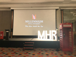 Millennium Hotels & Resorts Showcase - Day 1: MICE and Travel Agents Day 2: Corporate Clients