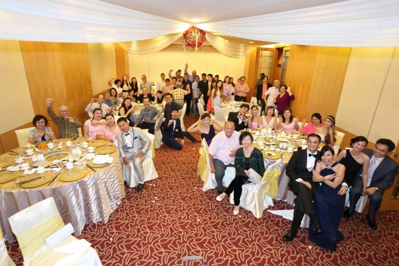 Emcee Singapore - Ainsley Chong, Weddings