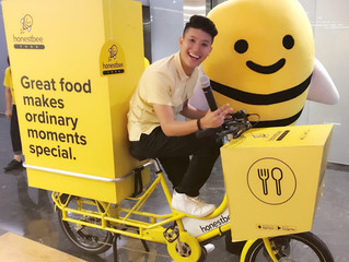 honestbee Office Invasion to Citibank