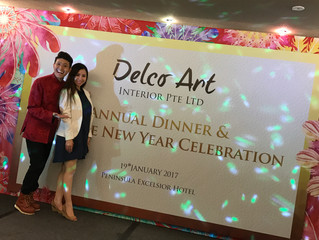 Delco Art Interior Annual Dinner & Chinese New Year Celebration