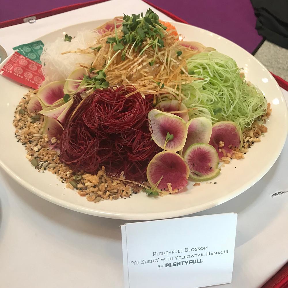 Emcee Singapore - Ainsley Chong, Milennia Walk Reunion Lunch 2018