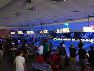 Murata Electronics Singapore Cosmic Bowling
