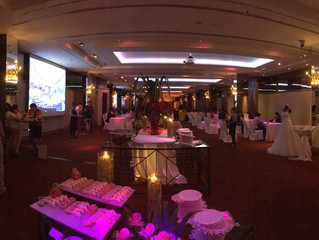 Hotel Fort Canning Wedding Show 2014