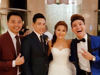Wedding Dinner of Rennie Neo and Sheryl Chua