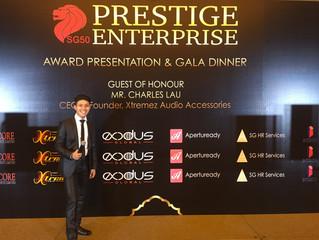 SG50 Prestige Enterprise Awards Gala Dinner