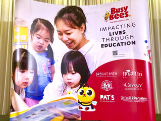 BeeFriends! with Busy Bees Career Fair