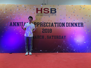 Hwa Seng Builder Appreciation Dinner  2018