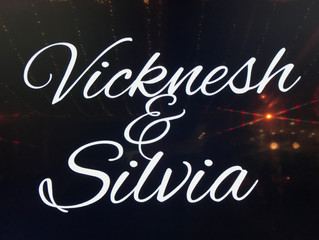 Wedding Dinner of Vicknesh Pillay and Silvia Checco