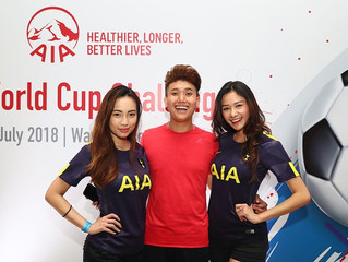 AIA World Cup Challenge @ World Cup Finals 2018