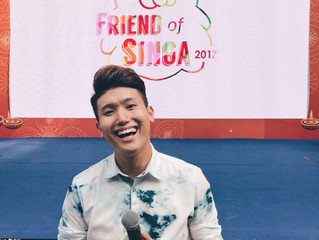 Singapore Kindness Movement Friend of Singa Award Ceremony 2017