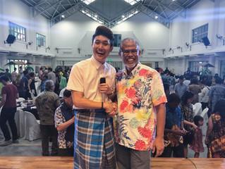 Tampines West CC Volunteers Day 2017