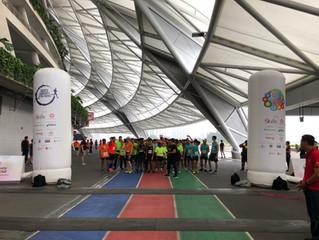 Singapore Community Games 2018 - ASICS Community Ultra Ekiden Run
