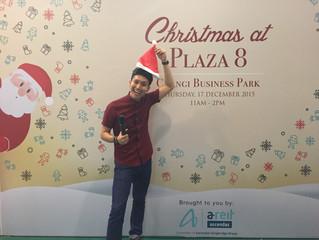 Ascendas Christmas Bazaar