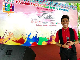 People's Association PAssionArts Festival 2017 @ Marsiling: Arts of Wonder, One Nation