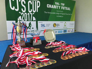 Singapore Academy of Law The CJ's Cup 2017