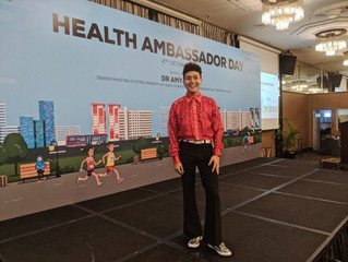 Health Promotion Board (HPB) Health Ambassador Day 2018