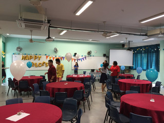 Junyuan Secondary School Teachers' Day Lunch