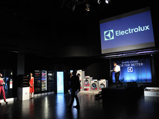 Electrolux Product Launch