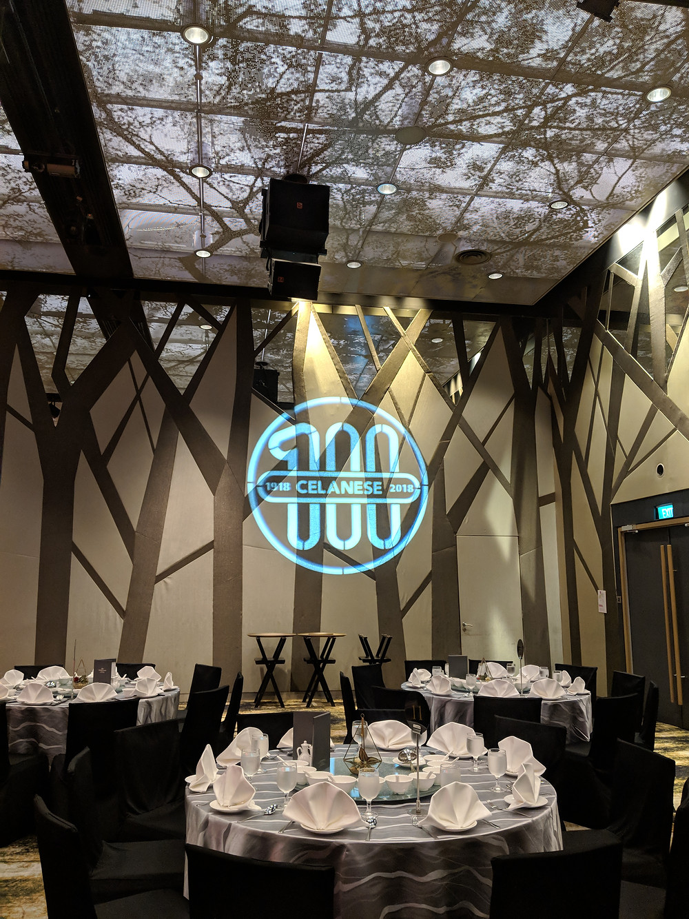Emcee Singapore - Ainsley Chong, Celanese 100th Anniversary Dinner & Dance 2018