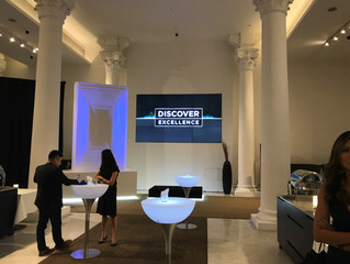 Dunhill Discover Excellence Product Launch