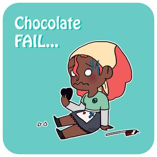 Chocolate Fail