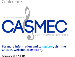 CASMEC 2019 is Just Around the Corner....Are You Ready?