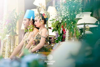 THE WEDDING NINDYA & FANDY, Pernikahan Putri Bupati Purworejo