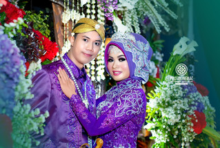 THE WEDDING PUSPITA & RIAN, Gedung Wongsomenggolo Klaten