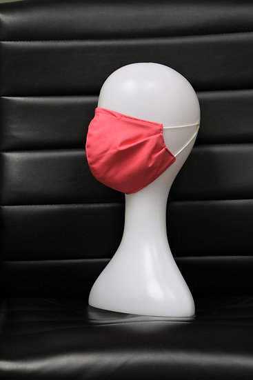 Soothing Coral Fabric Mask