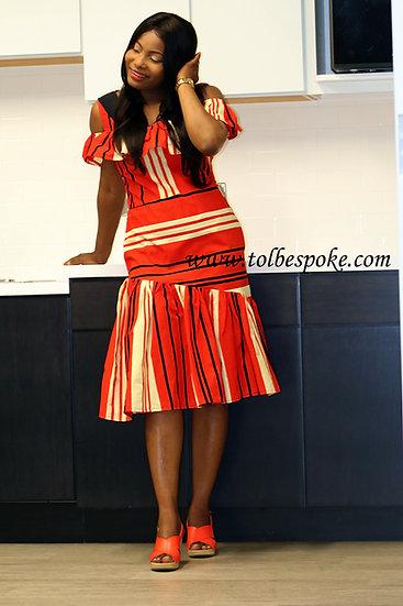 """""""Akin"""" Dress"""