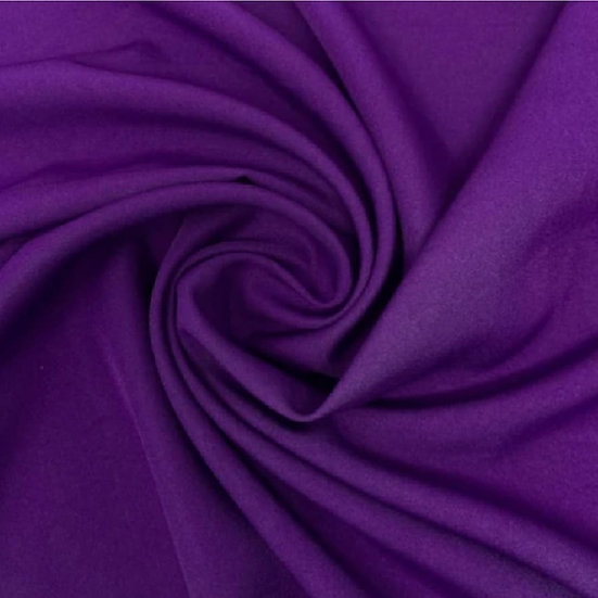 Purple Cotton Fabric